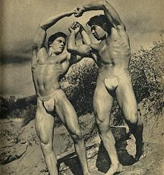 vintage bodybuilders