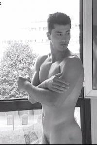 Guillaume Bousses naked erotica