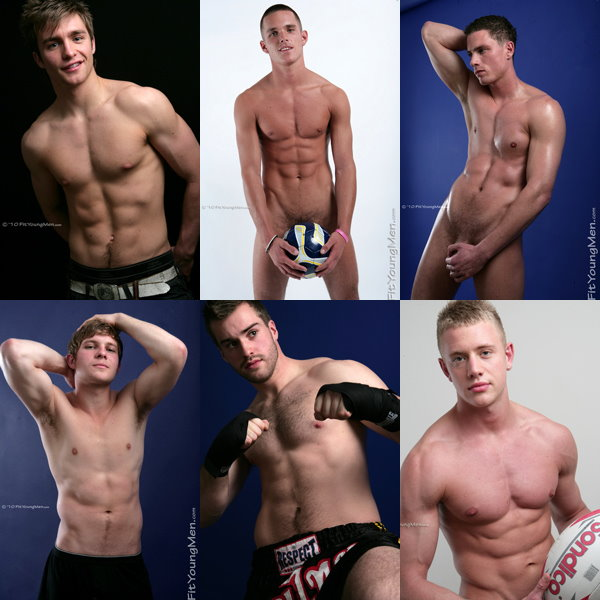 new site with rean nude sportsmen