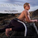 Beautiful Swedish fitness model