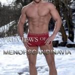 muscle male model from Sweden