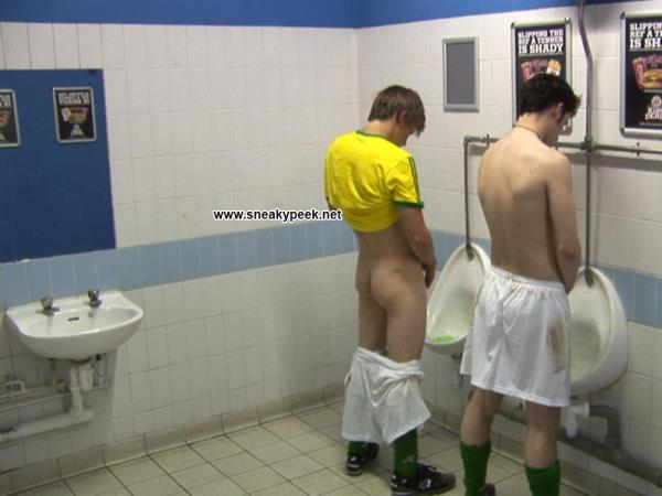 Urinal Cruising Gay Porn