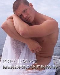 swedish man nude