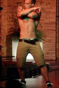 sexy male stripper erotica