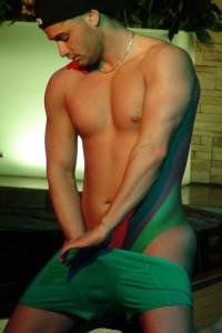 nude male dancers models