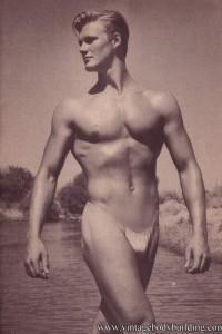 beautiful muscle guy