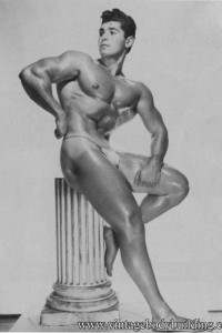 Very hot bodybuilder