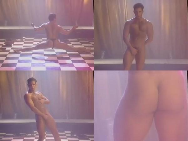 muscle guy nude dance