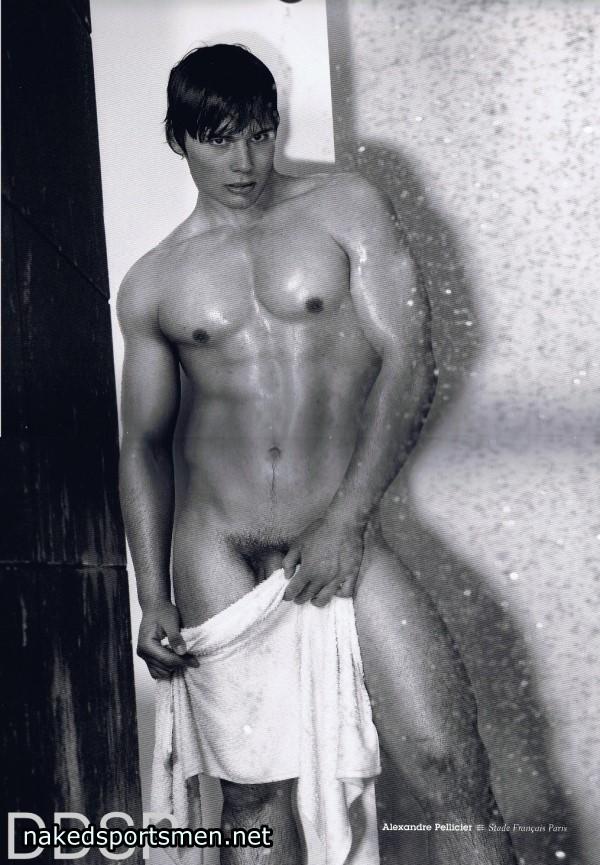 Alexandre Pellicier nude