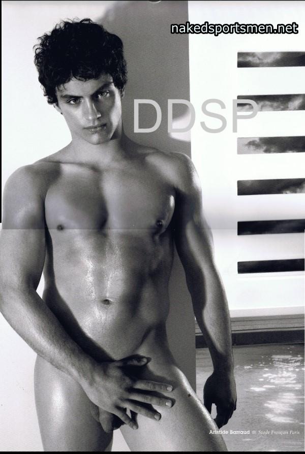Aristide Barraud naked