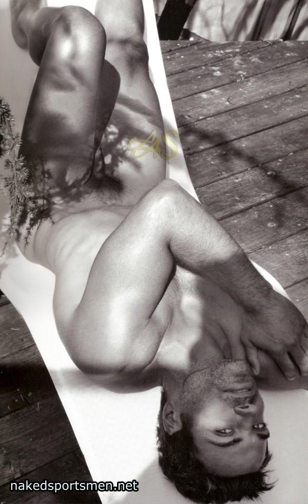 Henri-Pierre Vermis nude