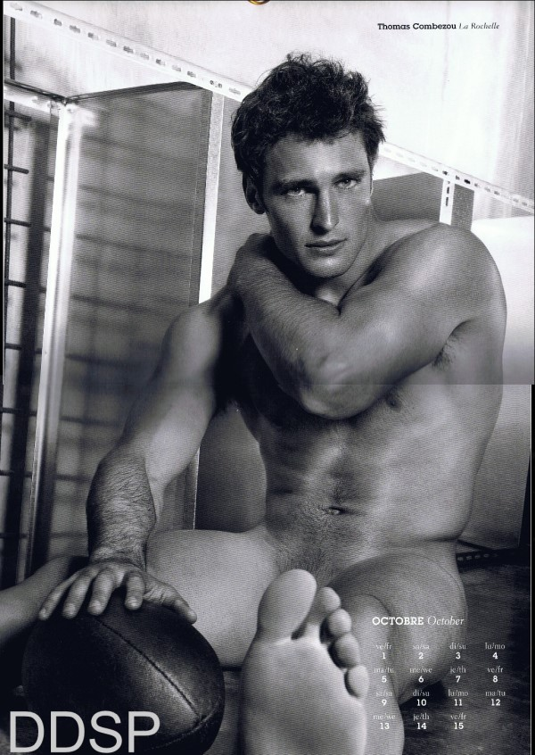 Thomas Combezou naked