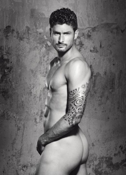 nude sportsman erotica