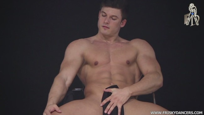 gorgeous male stripper