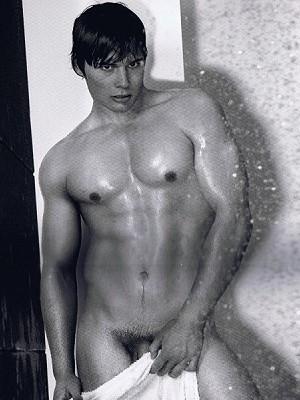 Alexandre Pellicier naked