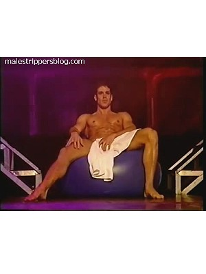 Chippendales men naked