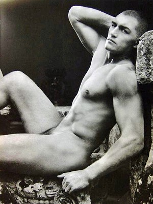 Olivier Brouzet naked