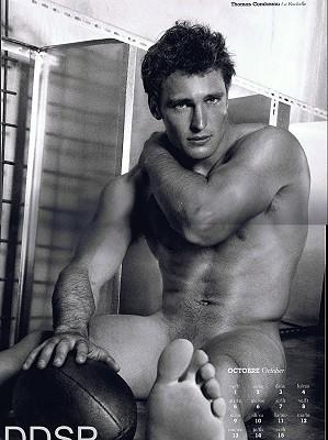 Thomas Combezou nude