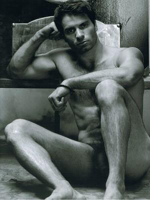 hunky Christophe Dominici nude