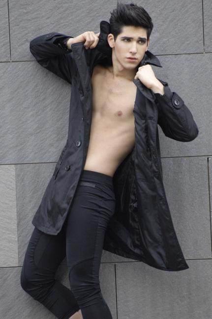 Barcelona fashion boy