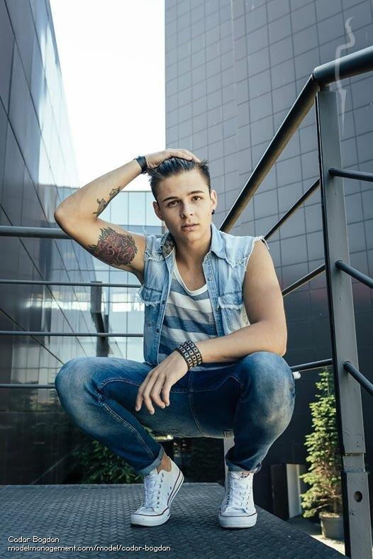 Romanian boy