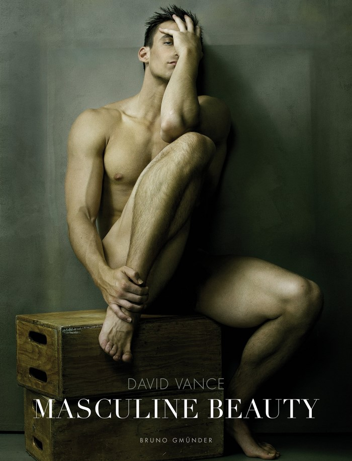 Muscular male body
