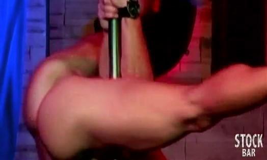 male stripper ass