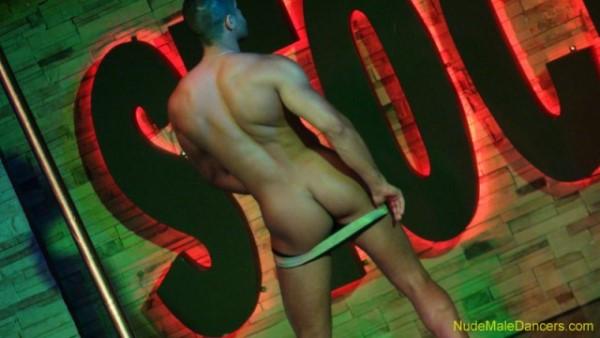 male stripper naked