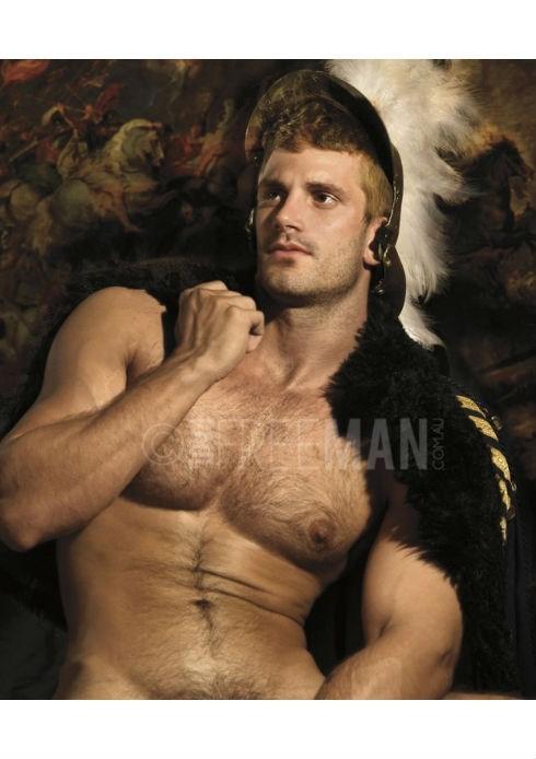 muscle ancien soldier gay erotica