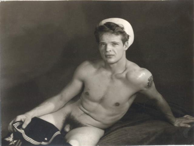 naked sailor
