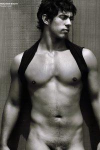 Benjamin Bouhy nude