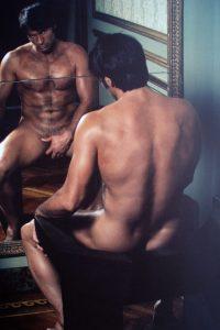 Christophe Dominici naked