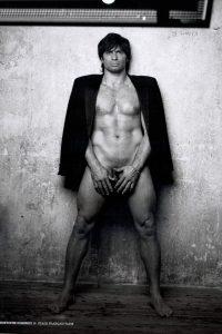 Christophe Dominici nude