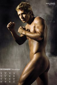 David Lemaire naked