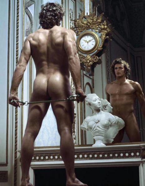 Dieux du Stade 2008 naked man