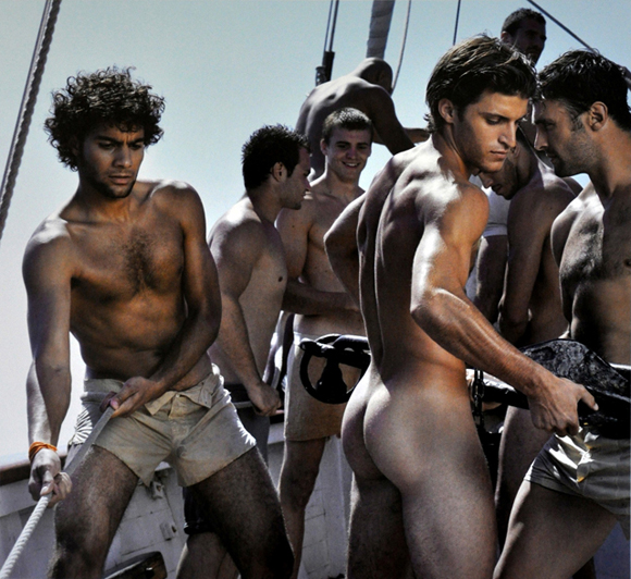 hot men Dieux du Stade 2013