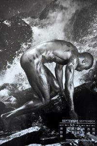 Black man male erotica