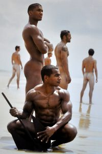 Handsome men Dieux du Stade 2013