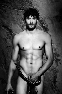 Dieux du Stade 2015 French hunk