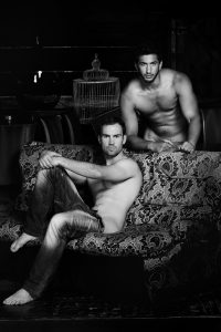 Dieux du Stade 2015 handsome men
