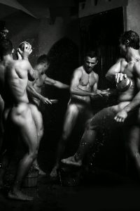 Dieux du Stade 2015 naked French sportsmen
