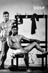 Gods of the Stadium 2014 male erotica