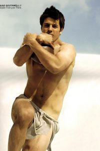 Hugo Southwell naked