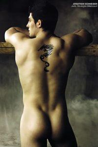 Jonathan Schneider nude
