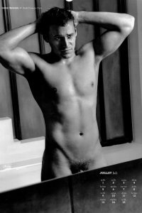 Lionel Beauxis naked