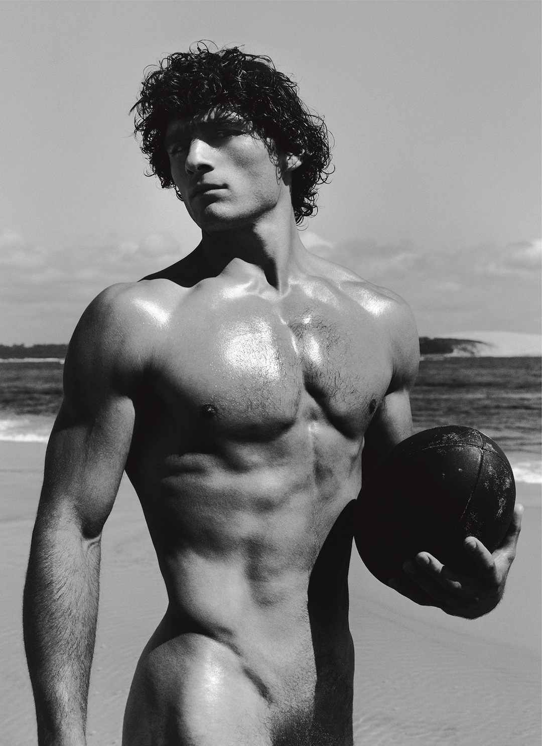 Sexy men of Dieux Du Stade 2005