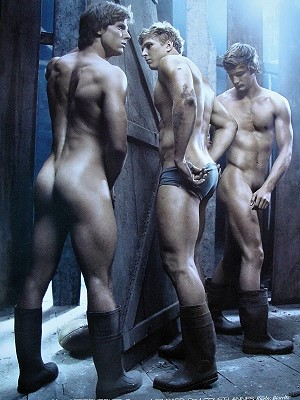 gods of stadium 2012 stunning men