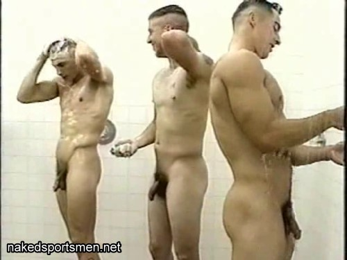 male sport showers gay voyeur
