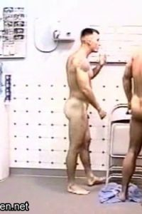 Naked men gay voyeur